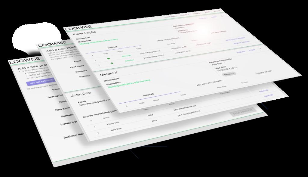 Logwise automatiserar hela arbetsflödet, vilket spar tid och minimerar risken för fel.